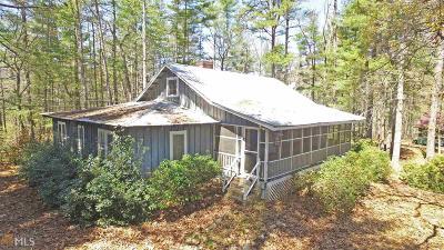 Rabun County Single Family Home For Sale: 215 Presshaven Hill #2615