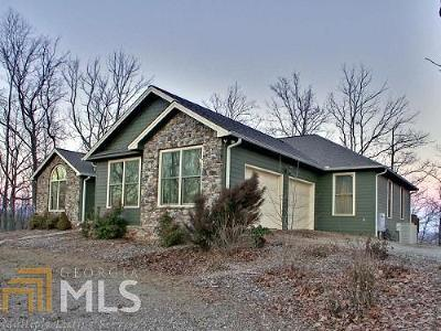 Single Family Home For Sale: 5000 Alec Mtn Rd #A