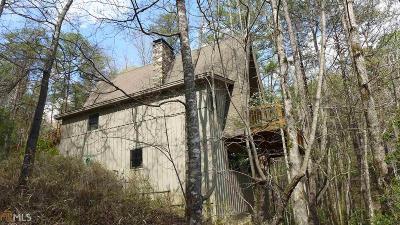 Sautee Nacoochee Single Family Home For Sale: 62 Falling Creek
