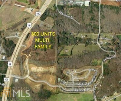 Dawsonville Commercial For Sale: Highway 400