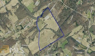 Habersham County Farm For Sale: 521 Donald Cleveland Rd