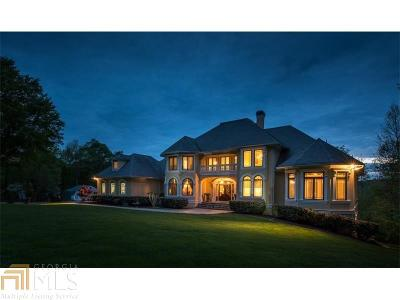 Forsyth County Single Family Home For Sale: 4875 Ascot Dr