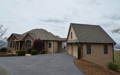 Hiawassee Single Family Home For Sale: 2197 Carlin Rd