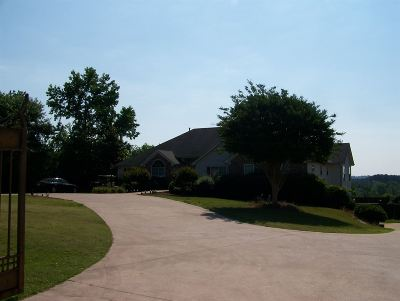 Loganville Single Family Home For Sale: 5500 Kent Rock Rd