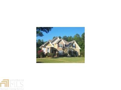 Villa Rica Single Family Home Under Contract: 8645 Nolandwood Ln