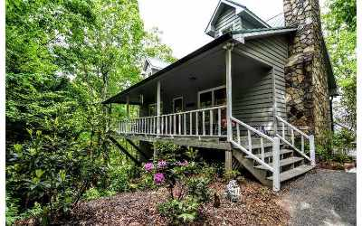 Hiawassee Single Family Home For Sale: 688 Kanuga St