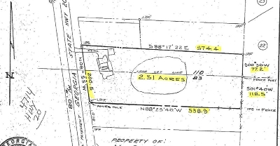 Conyers Residential Lots & Land For Sale: 4714 SE Hwy 20 #1