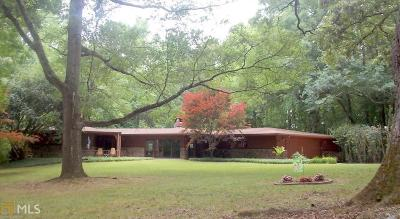 Ellenwood Single Family Home Under Contract: 2819 Fork Creek Church Rd #7.90 AC