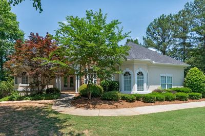 McDonough Single Family Home For Sale: 111 Congressional Ct