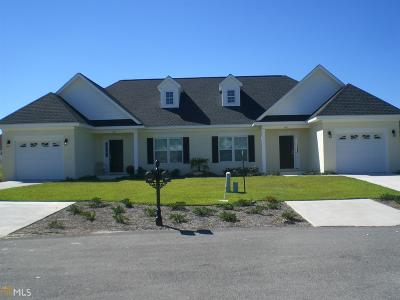 Statesboro Condo/Townhouse For Sale: 400 Abaco Cir