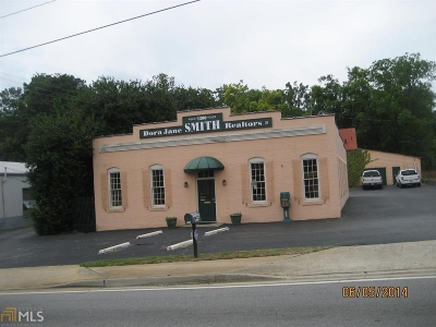 Griffin Commercial For Sale: 1300 W Taylor St