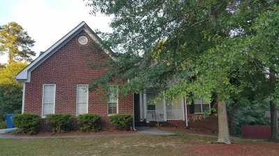 Conyers Single Family Home Under Contract: 3494 Heathervale Way
