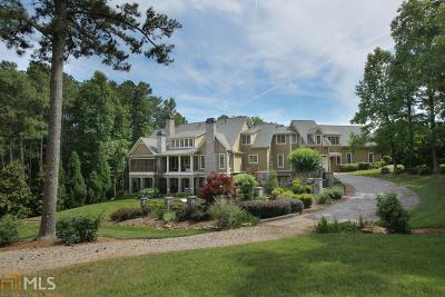 Alpharetta, Milton, Roswell Single Family Home For Sale: 13720 Bethany Rd