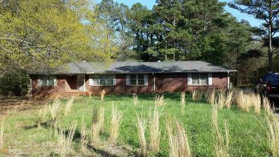 Dallas Single Family Home For Sale: 7523 Villa Rica Hwy