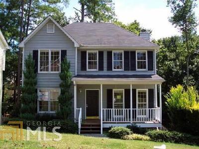 Single Family Home For Sale: 2884 Shady Woods Cir