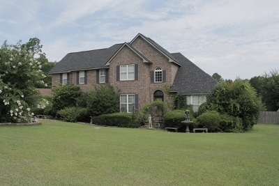 Statesboro Single Family Home For Sale: 1021 Hunters Pointe Dr