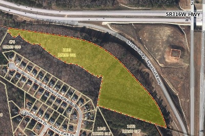 Dacula Residential Lots & Land For Sale: Alcovy Rd #R5269 00
