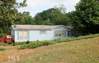 Waleska Single Family Home Under Contract: 697 Dry Pond Rd