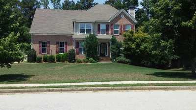 Henry County Single Family Home For Sale: 649 Morningside Dr N