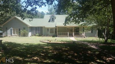 Covington Single Family Home For Sale: 3785 Highway 162