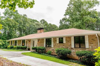 Powder Springs Single Family Home For Sale: 1810 Macland Woods