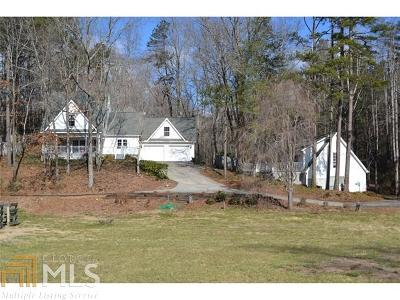 Rabun County Single Family Home For Sale: 360 Tanglewood Ln