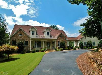 Clarkesville Single Family Home For Sale: 315 Highlands Dr