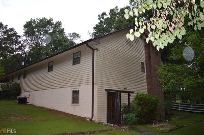 Clayton County Single Family Home For Sale: 3529 Anvil Block Rd