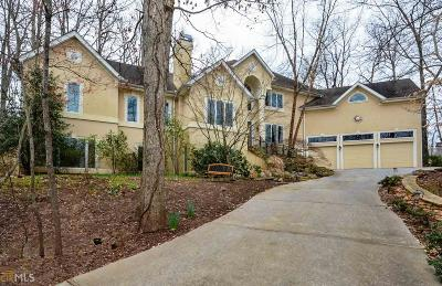 Woodstock Single Family Home For Sale: 1041 Olde Towne Ln