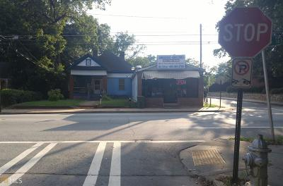 Atlanta Commercial For Sale: 1553 Jonesboro Rd