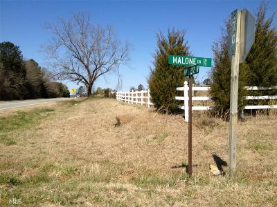 Monticello Residential Lots & Land For Sale: Hwy 212 W And Malone Dr