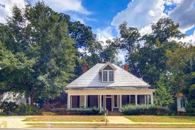 Monticello Single Family Home For Sale: 527 W Washington St