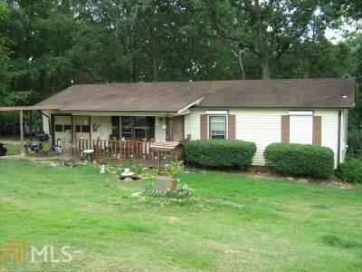 Habersham County Single Family Home Under Contract: 2554 Mud Creek Rd #30