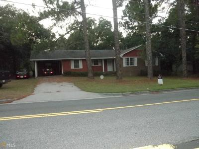 Statesboro Single Family Home For Sale: 806 Gentilly Rd