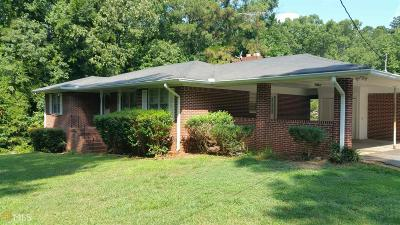 Fairburn Single Family Home For Sale: 7795 Rivertown Rd