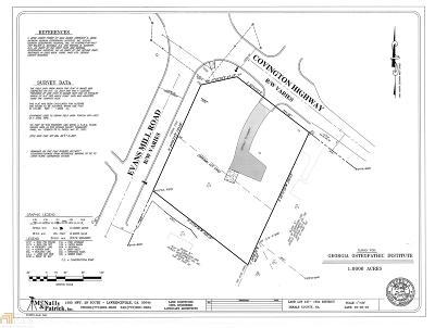 Lithonia Commercial For Sale: 2708 Evans Mill Rd