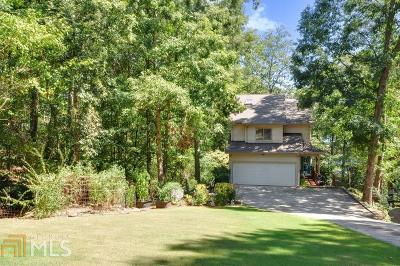 Cumming, Gainesville, Buford Single Family Home For Sale: 4755 Pilgrim Mill Rd