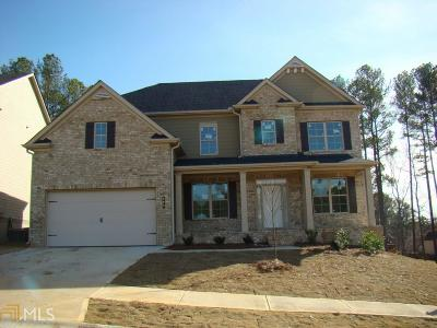 Holly Springs Single Family Home For Sale: 325 Hillgrove Dr #93