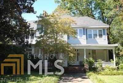 Clayton County Single Family Home For Sale: 162 S Main St
