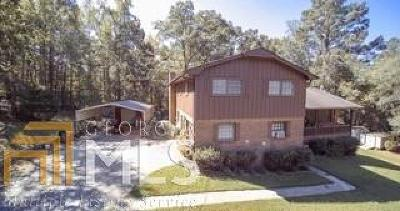 Loganville Single Family Home For Sale: 3459 Old Hightower Trl