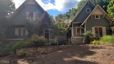 Dahlonega Single Family Home For Sale: 38 Miners Pl #513