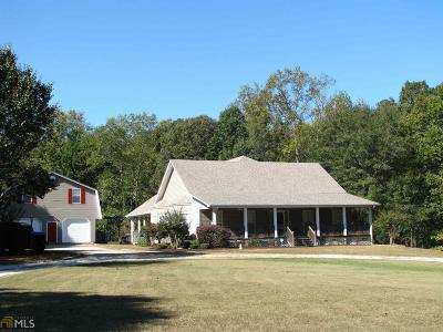 Flowery Branch Single Family Home For Sale: 7214 Spout Springs Rd