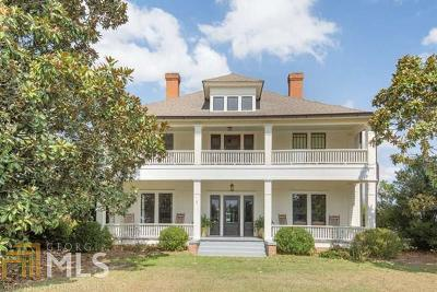 Bowdon Single Family Home Under Contract: 1700 Garrett Creek Rd