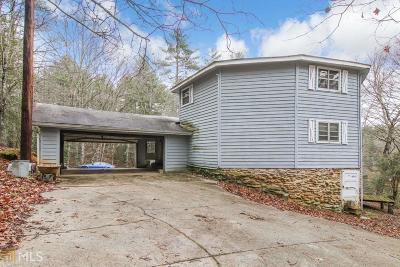 Blue Ridge Single Family Home For Sale: 43 Mountain Lake Dr