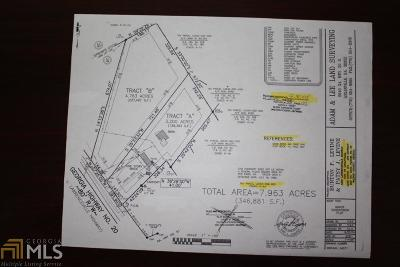 Loganville Residential Lots & Land For Sale: 4230 Lawrenceville Rd
