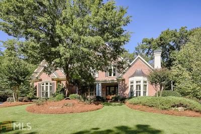 Suwanee, Duluth, Johns Creek Single Family Home For Sale: 795 Vista Bluff Dr