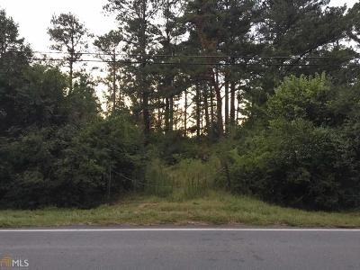 Griffin Residential Lots & Land For Sale: 1659 Jordan Hill Rd