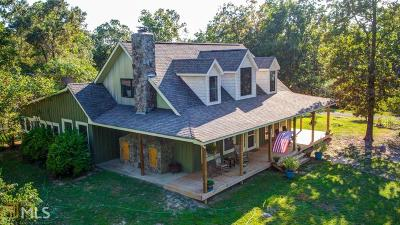 Bartow County Single Family Home For Sale: 200 Sheila Ridge Rd