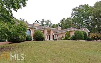 Stephens Single Family Home For Sale: 593 Cross Creek
