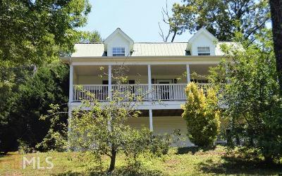 Hiawassee Single Family Home For Sale: 1912 Bearmeat Village